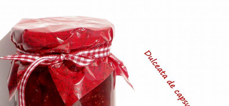 dulceata de capsuni