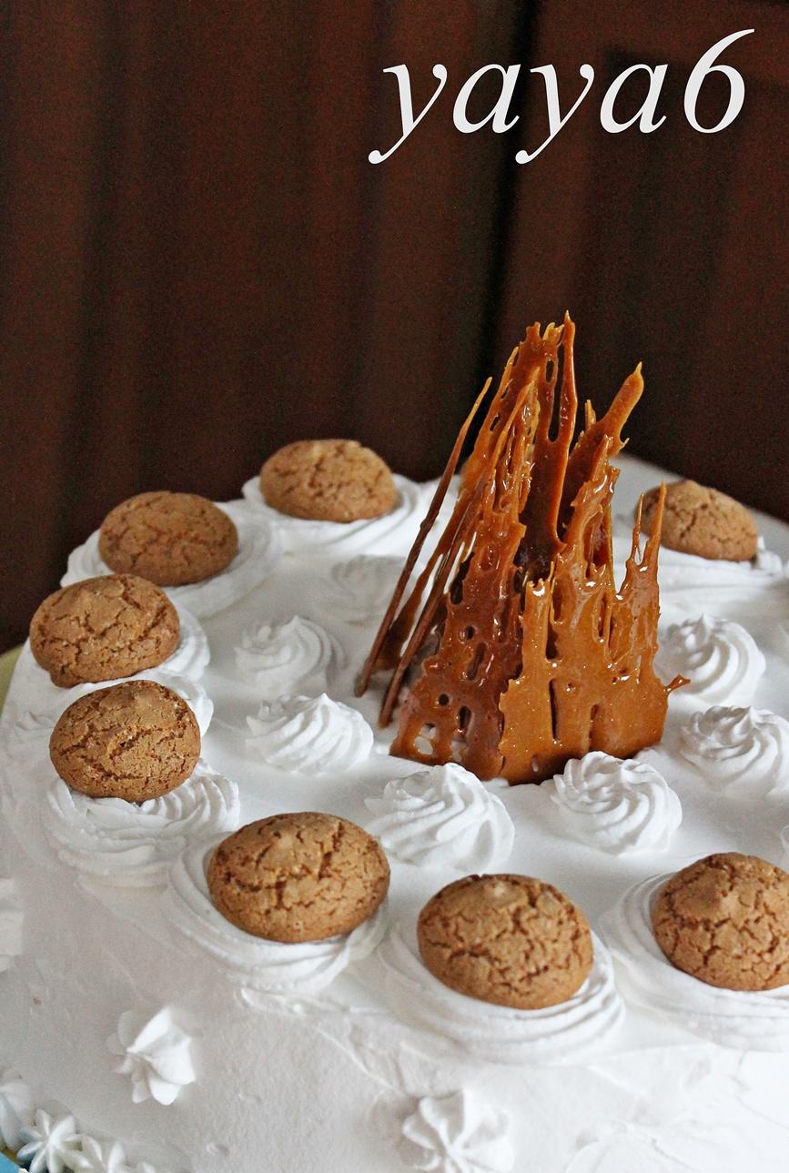 tort-cu-mere-caramelizate