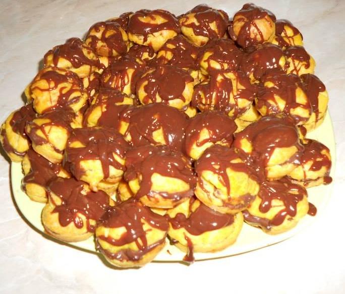 profiterol-ciocolatos