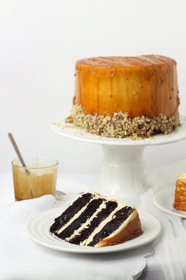 tort-ciocolata-caramel