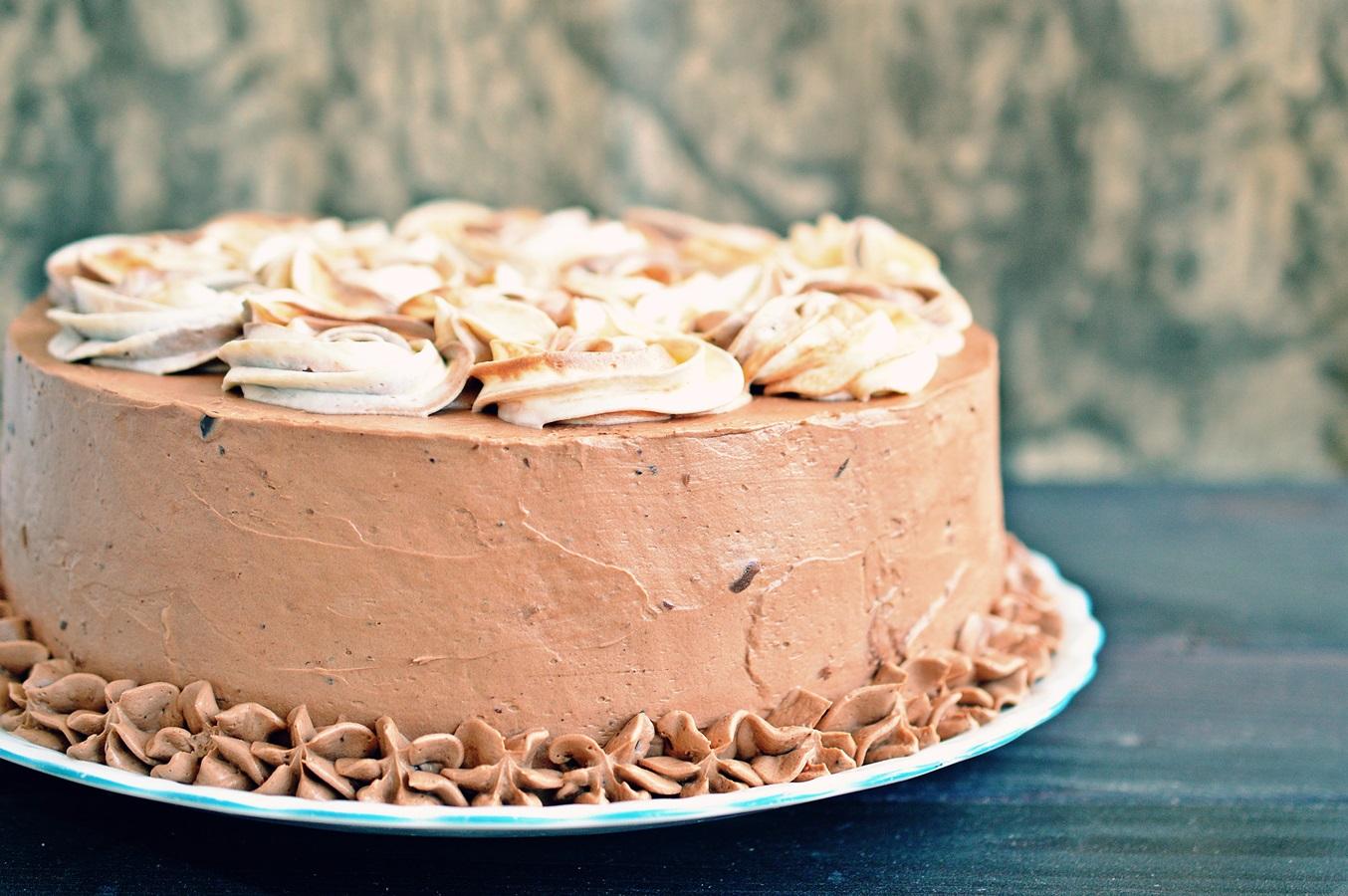 tort de ciocolata-1