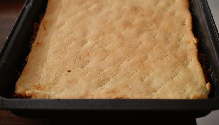 prajitura de post