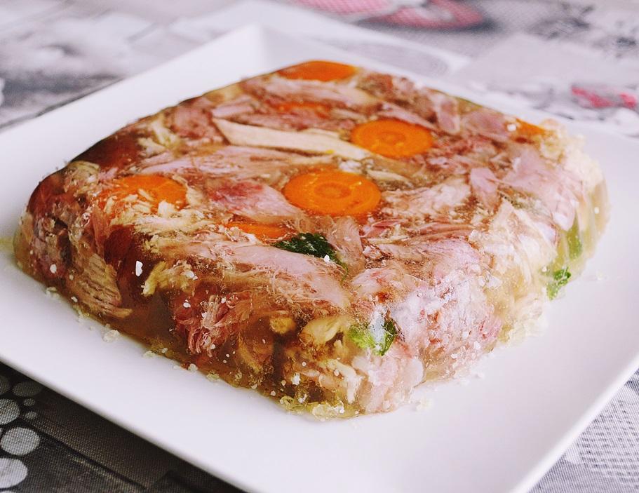 Piftie de porc - 1