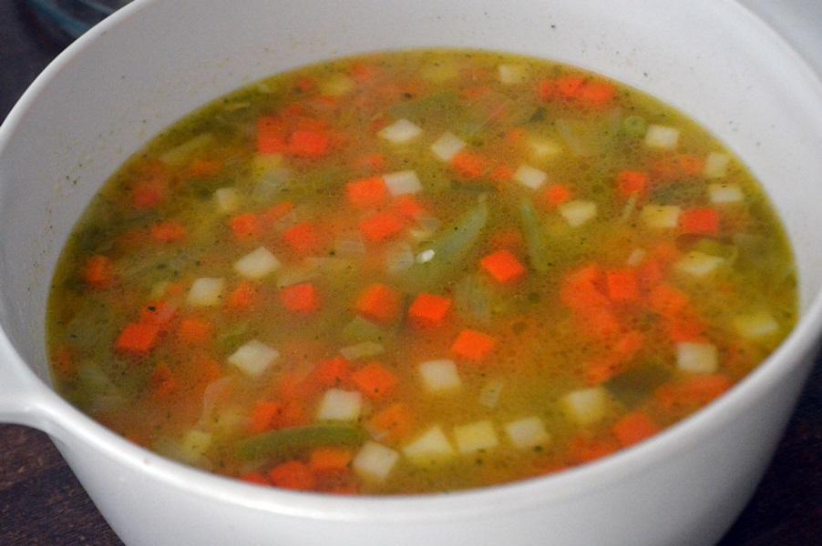 orez cu legume
