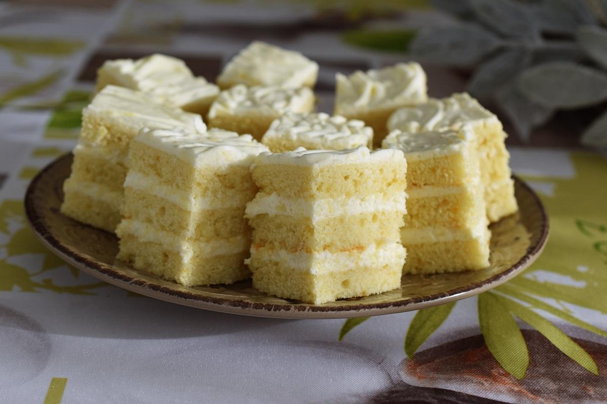 prajitura lemone
