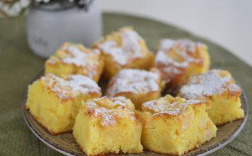 prajitura olandeza cu mere