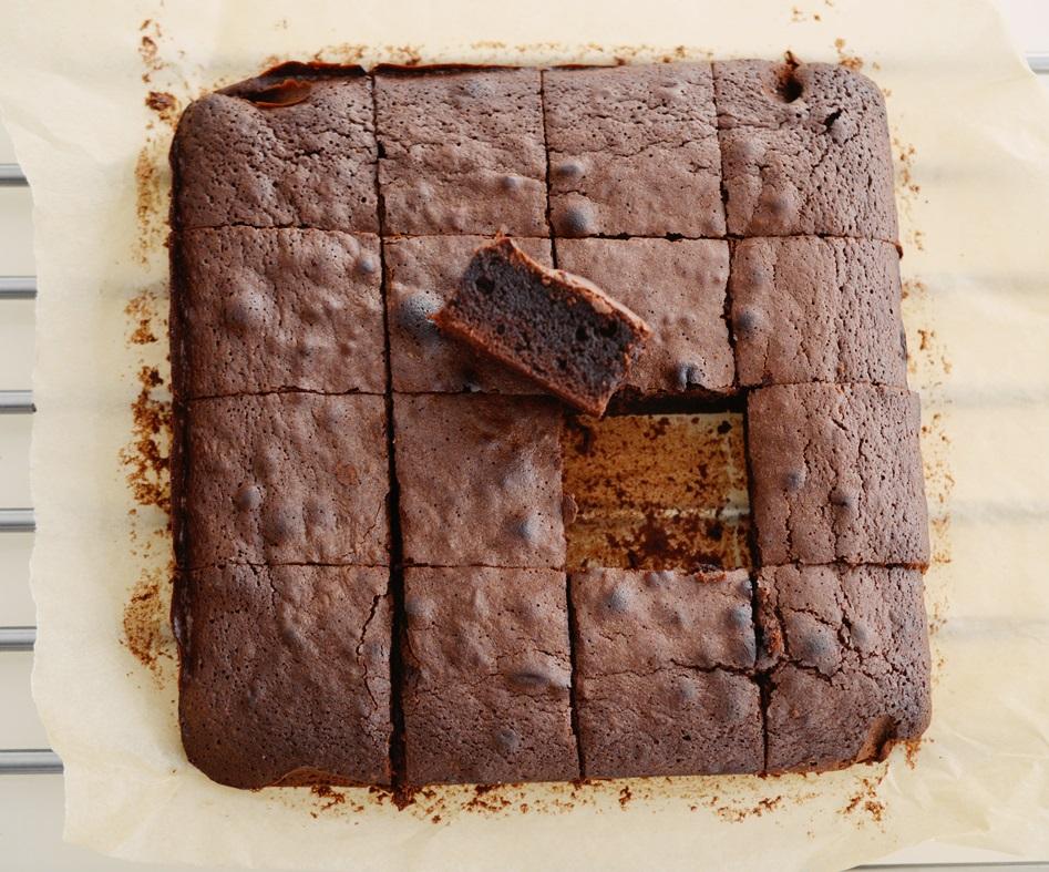 brownie ciocolata