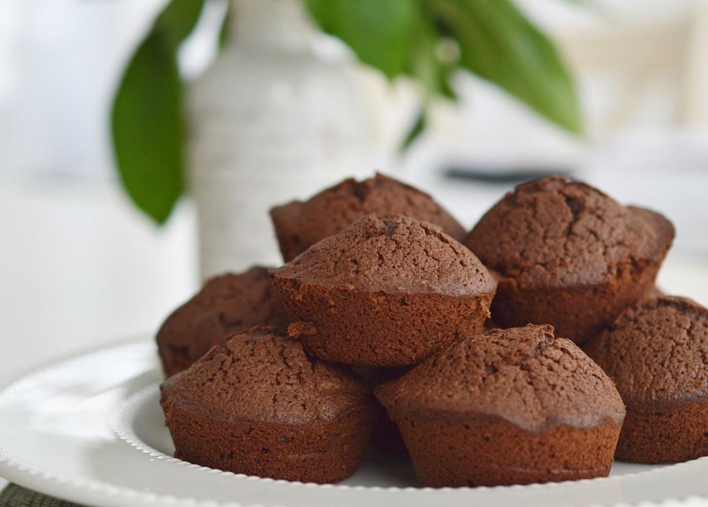 muffins de ciocolata
