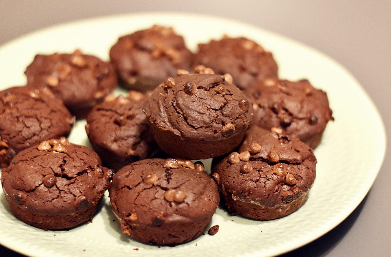 briose-de-ciocolata